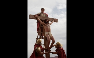 """Haaz Sleiman in """"Killing Jesus"""" (CNS/Courtesy National Geographic Channels/Kent Eanes)"""